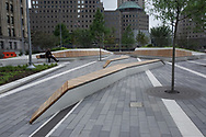 Liberty Park at Ground Zero, Battery Park City