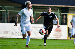 Nino Kouter of NS Mura during football match between NS Mura and NK Rudar Velenje in 13th Round of Prva liga Telekom Slovenije 2018/19, on October 20, 2018 in Mestni stadion Fazanerija, Murska Sobota , Slovenia. Photo by Mario Horvat / Sportida
