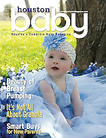 Houston Baby April 2006  Cover