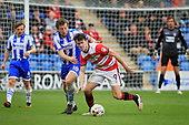 Colchester United v Doncaster Rovers 140417