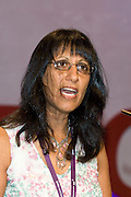 Baljeet Ghale, NUT, speaking at the TUC, Brighton 2007...© Martin Jenkinson, tel 0114 258 6808 mobile 07831 189363 email martin@pressphotos.co.uk. Copyright Designs & Patents Act 1988, moral rights asserted credit required. No part of this photo to be stored, reproduced, manipulated or transmitted to third parties by any means without prior written permission