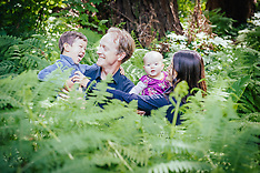 Swei Vredenburg Family Photos | San Francisco Botanical Garden Golden Gate Park