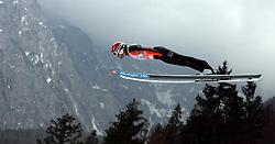 18.03.2012, Planica, Kranjska Gora, SLO, FIS Ski Sprung Weltcup, Einzel Skifliegen, im Bild Anssi Koivuranta (FIN),  during the FIS Skijumping Worldcup Individual Flying Hill, at Planica, Kranjska Gora, Slovenia on 2012/03/18. EXPA © 2012, PhotoCredit: EXPA/ Oskar Hoeher.