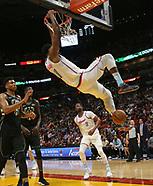 Milwaukee Bucks v Miami Heat - 09 February 2018