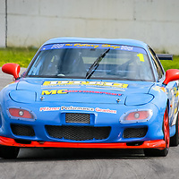 Kerry Wade's The Rotary Shop / LF Performance RX7 was one of the most dominant Street Cars at Wanneroo in the 2000's.