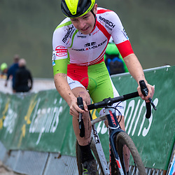 2019-10-13: Cycling: Superprestige: Gieten: Louis Leidert