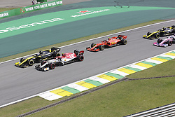 November 17, 2019, Sao Paulo, Brazil: Formula One Grand Prix of Brazil 2019 at Interlagos circuit, in Sao Paulo, Brazil. (Credit Image: © Paulo Lopes/ZUMA Wire)