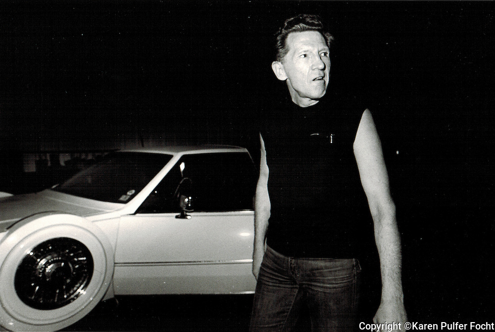 Jerry Lee Lewis late 1980's © Karen Pulfer Focht-ALL RIGHTS RESERVED-NOT FOR USE WITHOUT WRITTEN PERMISSION