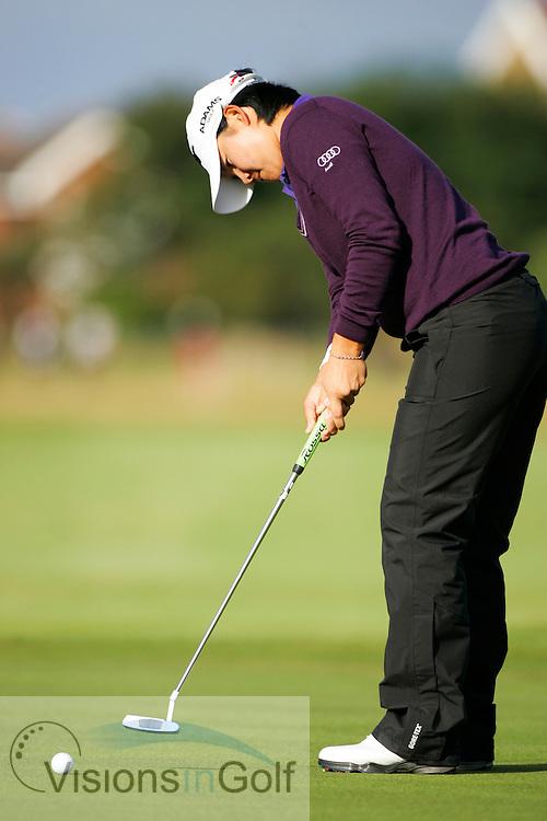 Yani Tseng<br /> Ricoh Womens British Open 2012<br /> Picture Credit: Mark Newcombe  / www.visionsingolf.com