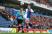 Blackburn Rovers Midfielder Connor Mahoney during the Sky Bet Championship match between Blackburn Rovers and Bristol City at Ewood Park, Blackburn, England on 23 April 2016. Photo by Pete Burns.