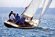 Surprise sailing in the Robert H. Tiedemann Classic Yachting Weekend race 1.