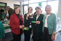 The Comer Children&rsquo;s Hospital Service League&rsquo;s annul Irish Coffee benefit and silent raffle was held this past Saturday at Augustana Lutheran Church located at 5500 S. Woodlawn.<br /> <br /> 0948 &ndash; Shannon Sieberling, Carolyn Currie, Stephaine Franklin and State Representative, Barbara Flynn Currie.