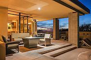 Scottsdale, arizona desert mountain apache golf course home real estate photography