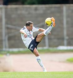 Falkirk's John Rankin. St Johnstone 3 v 0 Falkirk, Group B, Betfred Cup, played 23/7/2016 at St Johnstone's home ground, McDiarmid Park.