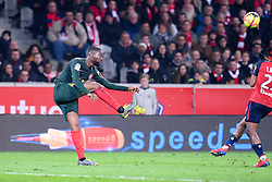 March 15, 2019 - Lille, France - 04 JEAN EUDES AHOLOU  (Credit Image: © Panoramic via ZUMA Press)
