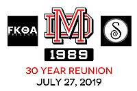 27 July 2019:  Mater Dei High School Class of 1989 30-Year Reunion at the Microsoft Theater in Los Angeles, CA.   FKOA 80's night #8.  #MDHS89 #scpix  Photos by ©KenKwok/scpix for personal use only.
