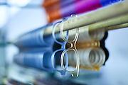 Reportage entreprise Modern optique, fabrication de lunettes, Oyonnax fevrier 2012 // Report on the company Modern Optique, fabricators of glasses.  Oyonnax, France. February 2012