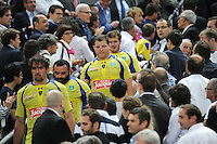 Benjamin KAYSER  - 13.06.2015 - Clermont / Stade Francais - Finale Top 14<br />