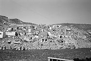 Overall total destruction of Agadir<br />