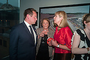 ED VAIZEY; LIZ FORGAN; BRETT ROGERS, Opening of the new PHOTOGRAPHERS GALLERY,  Ramillies St, London. 17 May 2012