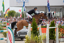 Houtzager Marc, NED, Sterrehofs Dante<br /> Grand Prix Rolex powered by Audi <br /> CSI5* Knokke 2019<br /> © Hippo Foto - Dirk Caremans<br /> Houtzager Marc, NED, Sterrehofs Dante