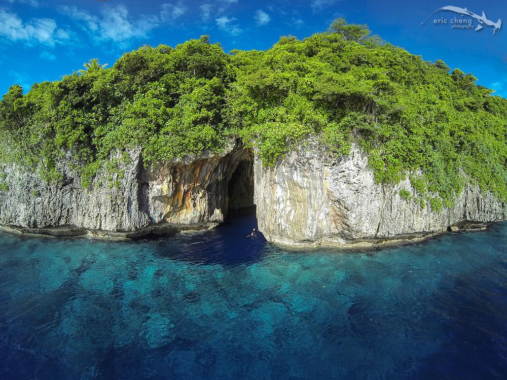 Swallows Cave, Vava'u, Tonga