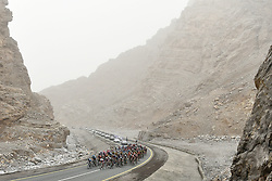 March 1, 2019 - Dubai, Emirati Arabi Uniti - Foto LaPresse - Fabio Ferrari.01 Marzo 2019 Dubai (Emirati Arabi Uniti).Sport Ciclismo.UAE Tour 2019 - Tappa 6 - da Ajman a Jebel Jais - 180 km.Nella foto: durante la gara..Photo LaPresse - Fabio Ferrari.March 01, 2019 Dubai (United Arab Emirates) .Sport Cycling.UAE Tour 2019 - Stage 6 - From Ajman To Jebel Jais  - 112 miles..In the pic: during the race. (Credit Image: © Fabio Ferrari/Lapresse via ZUMA Press)
