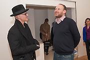 NICO DE OLIVERIA;  GERARD BYRME. Whitechapel Gallery. London. 16 January 2012.