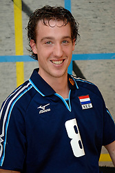 12-05-2005 VOLLEYBAL: TEAMPRESENTATIE: AMSTELVEEN<br />