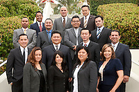 8 July 2010:  Audrey Madlangbayan's Team. .AVP; Market Sales Manager- LA Metro East.Wells Fargo Merchant Payment Solutions meeting in Diamond Bar, CA.  Individual headshots $50 per download. Internal and Personal Use Only.