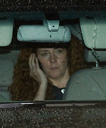 ** File pics - Rebekah Brooks return to News UK** © licensed to London News Pictures. 19/07/2011. London, UK. Former chief executive of News International Rebekah Brooks leaving  Portcullis house in London today (19/07/2011) after giving evidence in front of the Culture, Media and Sport Committee in relation to the News Of The World phone hacking scandal. Photo credit should read Ben Cawthra/LNP