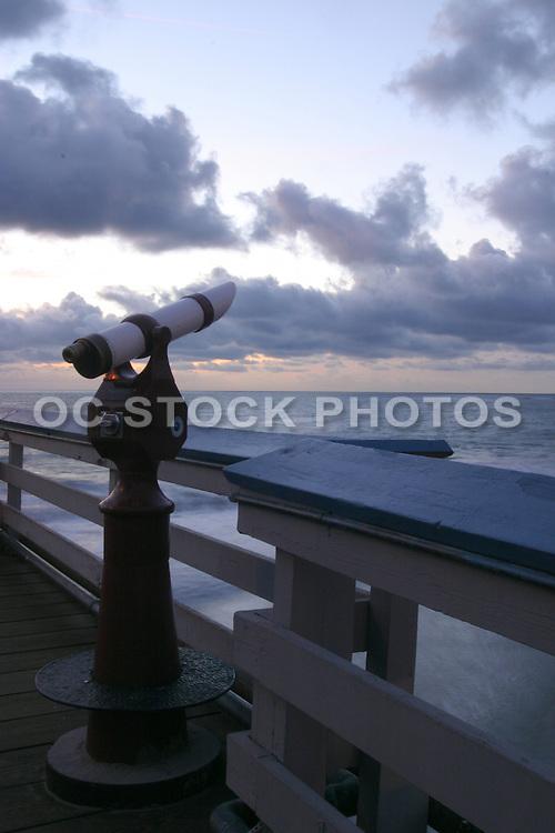 Telescope Off San Clemente Pier