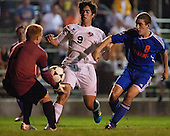 Pitman Boys Soccer vs. Woodstown