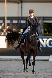 Maas Lynne, NED, Electra<br /> Longines FEI/WBFSH World Breeding Dressage Championships for Young Horses - Ermelo 2017<br /> © Hippo Foto - Dirk Caremans<br /> 04/08/2017