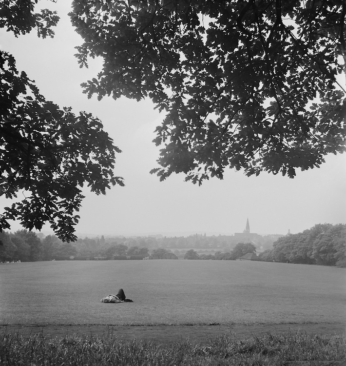 Hampstead Heath, London, 1935