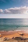 Praia Mareta beach. Sagres, Algarve