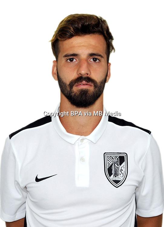 Portugal - Primera Liga NOS 2015-2016 /  <br /> ( Vitoria Guimaraes SC ) - <br /> Alexandre Henrique Goncalves de Freitas &quot; Alex &quot;