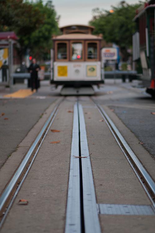 San Francisco Munipal Railway Cable Car Division