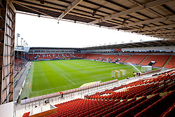 A general view of Bloomfield Road, home to Blackpool - Mandatory by-line: Robbie Stephenson/JMP - 03/08/2019 - FOOTBALL - Bloomfield Road - Blackpool, England - Blackpool v Bristol Rovers - Sky Bet League One