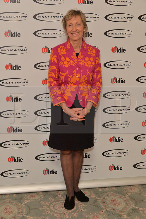© Licensed to London News Pictures. 30/01/2018. London, UK. VIRGINA LEWIS-JONES attends The Oldie Of The Year Awards 2018 held at Simpsons In The Strand. Photo credit: Ray Tang/LNP