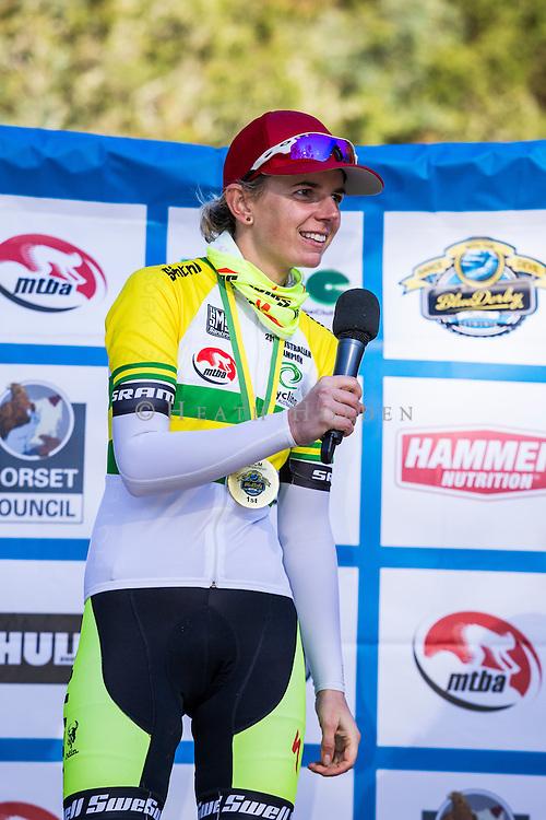 Images from the Australian 2015 MTB XC Marathon Championships.