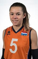17-03-2017 NED:  Reportage pre jeugd Oranje, Arnhem<br /> Noa Rahangmetan
