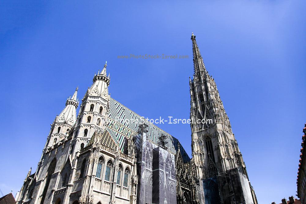St. Stephen's Cathedral (Stephansdom), Vienna, Austria