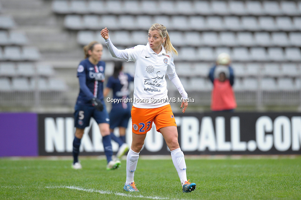 Linda Sembrant  - 20.12.2014 - PSG / Montpellier - 14eme journee de D1<br /> Photo : Andre Ferreira / Icon Sport
