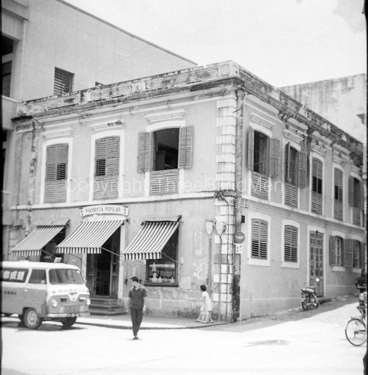 Macau.  Pharmacia Popular.