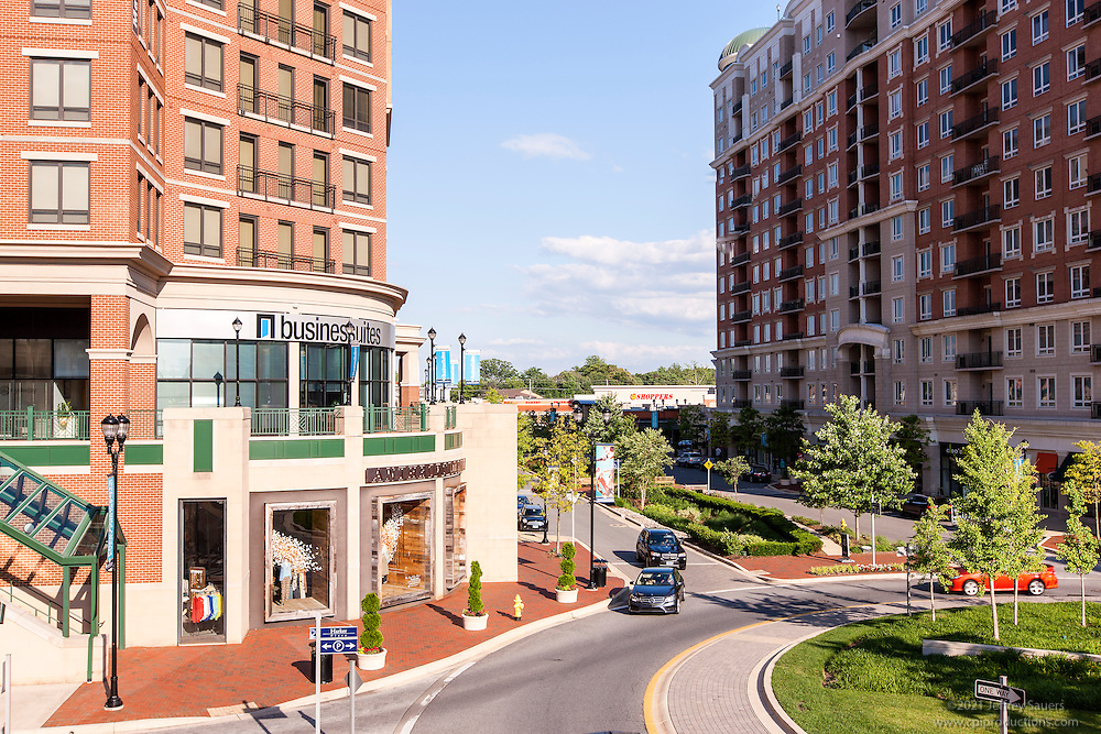 Annapolis exterior image of Business Suites office building by Jeffrey Sauers of Commercial Photographics