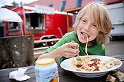Portland Food Carts -September 2011