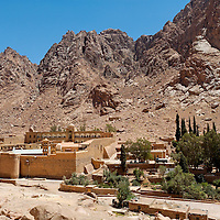 Mount Sinai-Jebel Musa