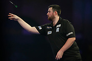 Luke Humphries during the World Darts Championships 2018 at Alexandra Palace, London, United Kingdom on 29 December 2018.