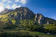 National Park in the Pyrenees, Parc National des Pyrenees Occident, France
